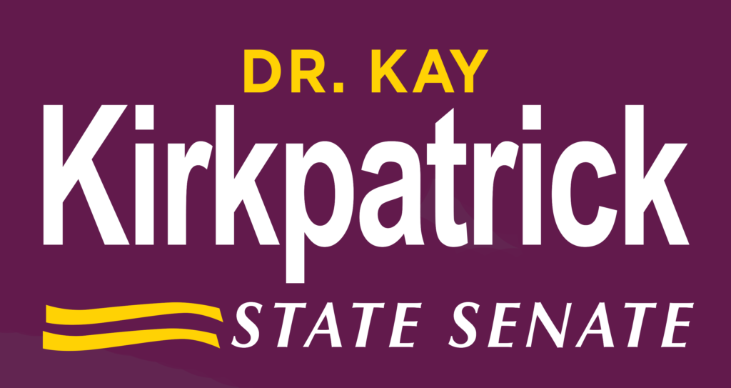 Vote For Senator Kay Kirkpatrick