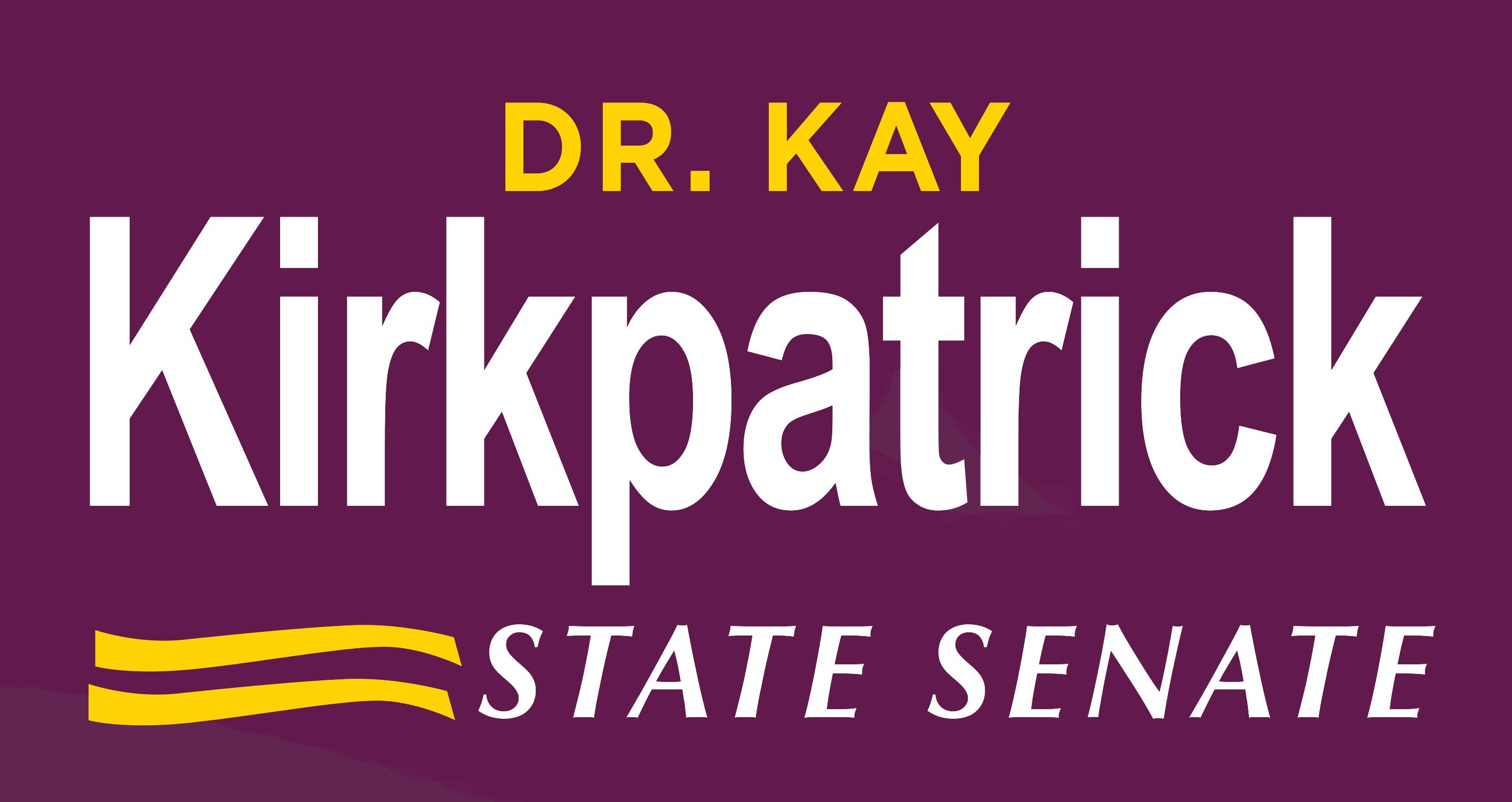 Senator Kay Kirkpatrick