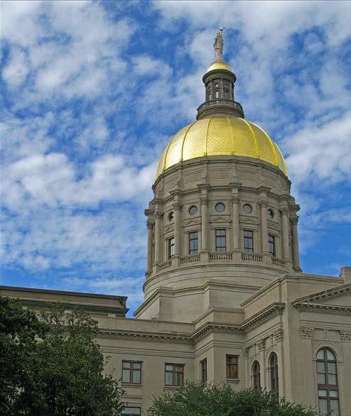 State Capital - Senator Kirkpatrick