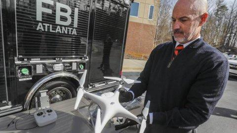 Georgia Legislature wants to crack down on drone use near prisons